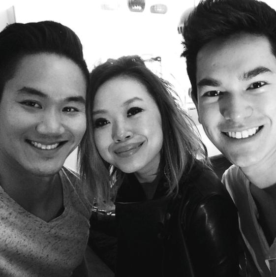 David, Jen, Andy