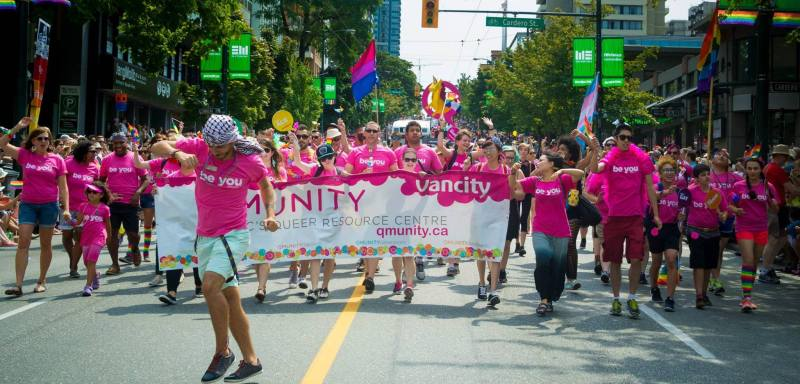 Routes to Roots: Building a community in Vancouver with LGBTQ newcomers andrefugees